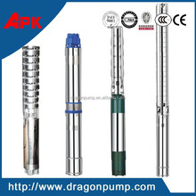 0.75Kw 1.1Kw 1.5Hp 1.5Kw Dc Solar Deep Well Borehole Water Submersible Pump price