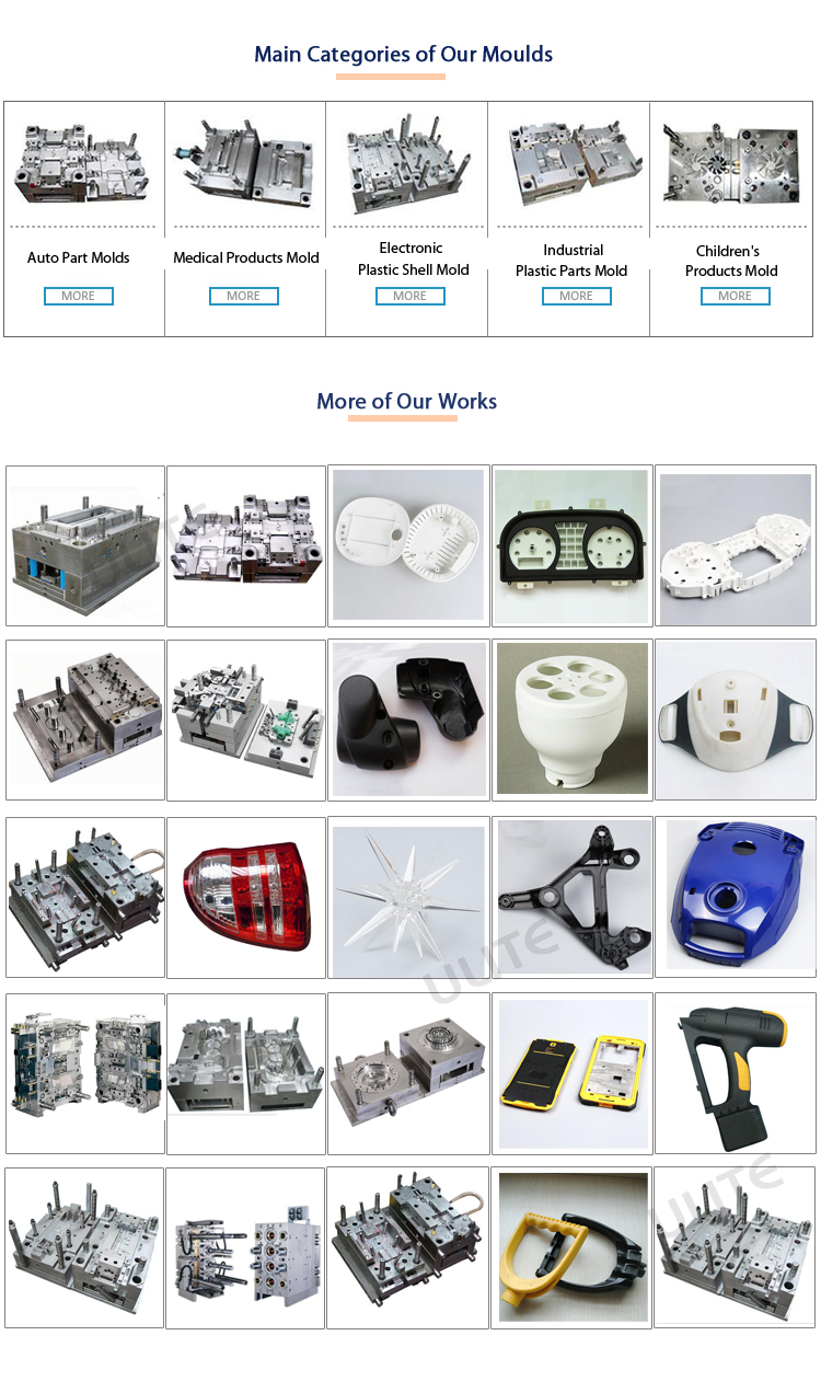 Professional Plastic Injection Mold Company Manufacturing Plastic Injection Moulded Products Cheap Molding Mass Production