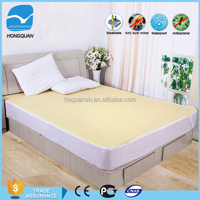 High Quality Anti Dust Mite Bed Cover Sheet Set