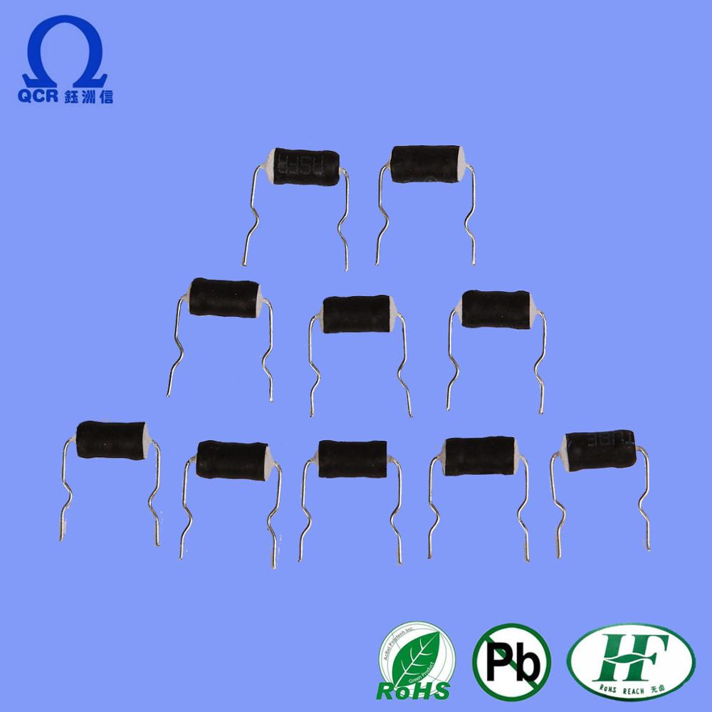 4kv Surge Lightning Professional Protection For Switch Mode Power 2 Watt Switching Supply Wirewound Fusible Resistor Fkn