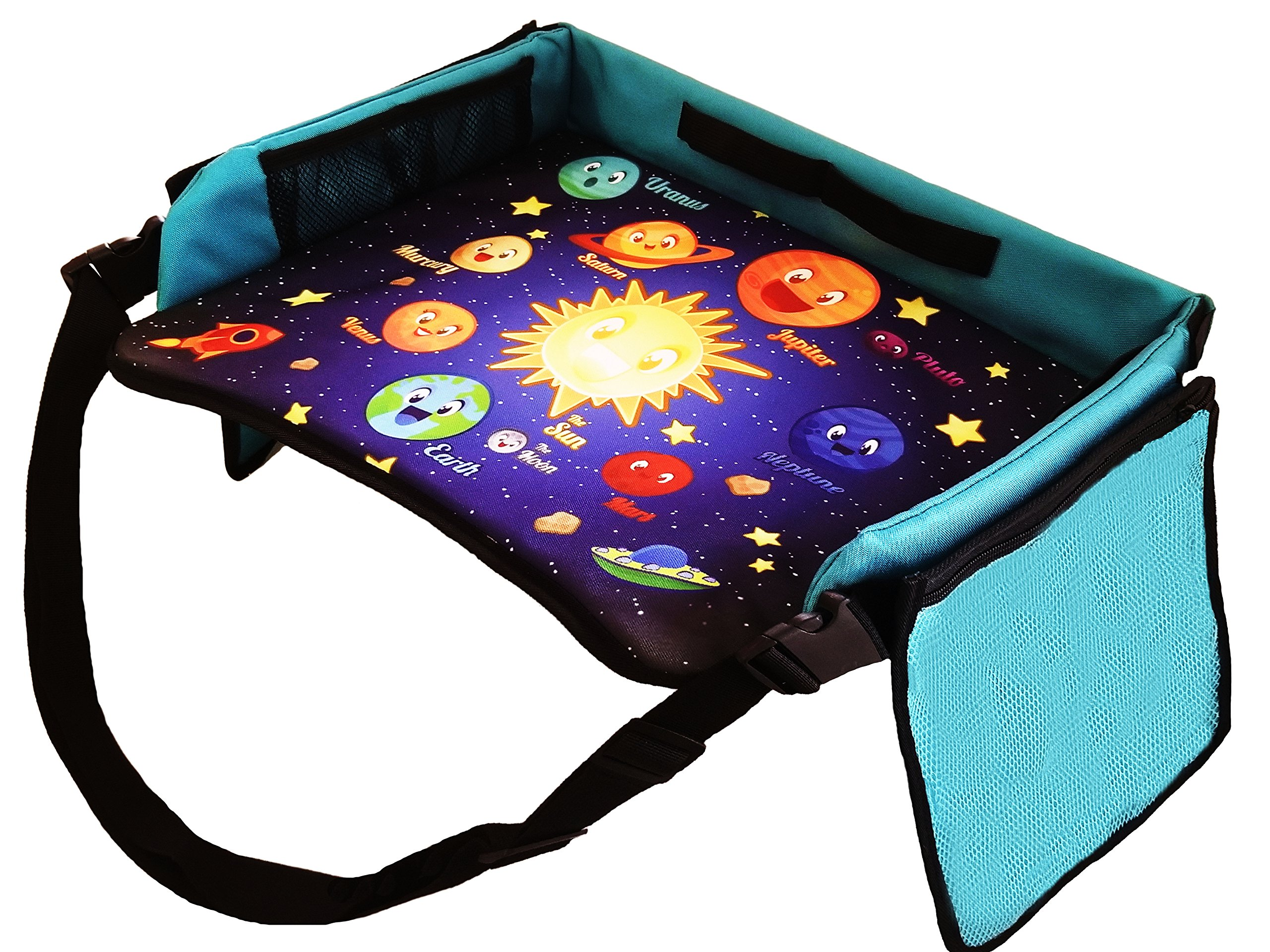 """Kids Car Seat Travel Tray 