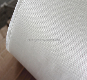 Plain weave fiberglass cloth for small fiberglass boat