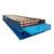 color prepainted galvanized galvalume trapezoidal tile sheet roll foming machine