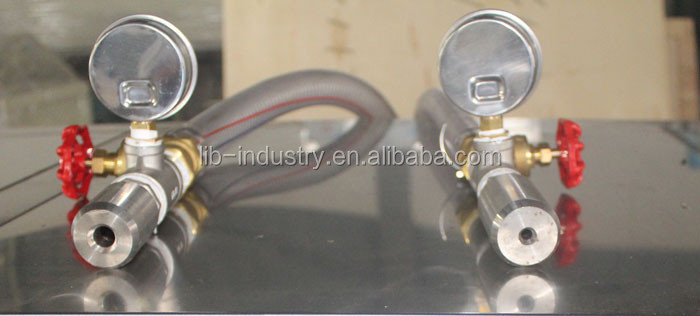 IEC60529 Protection Against Water IPX5 IPX6 Water jetting nozzle