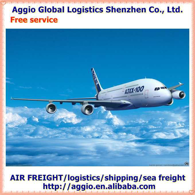 Air freight and express forwarder for hallmark stainless steel bracelets