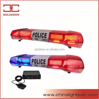 Police Car and Firefighting Car LED Warning Light Bar with Speaker