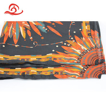 Wholesale China Designer Polyester Square Scarf