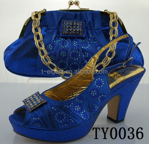 955debca39d Shoes Csb1249 For Bag Fashion Blue Royal Lady Italian And Design Matching  wwFOqXxUP