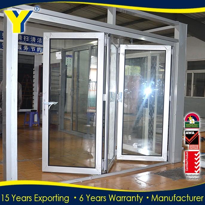 Gold Supplier Shanghai Yy Construction Folding Door Factory ...