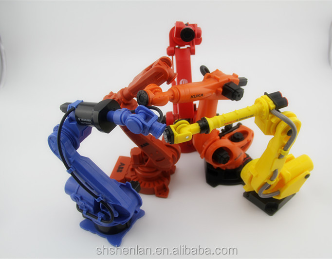 Plastic Fanuc Scale 1:10 Mini Industrial Robot Toy - Buy Fanuc Arduino  Robot,Robot Model Scale Toy,Industrial Robot Arm Product on Alibaba com
