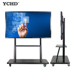New Product Multi touch all in one 1080P LED interactive flat panel