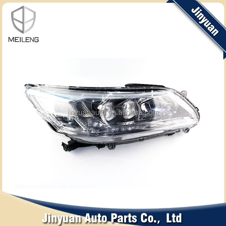 Hot Sell Auto Parts Headlight For Honda Civic Odyssey Accord Fit ...