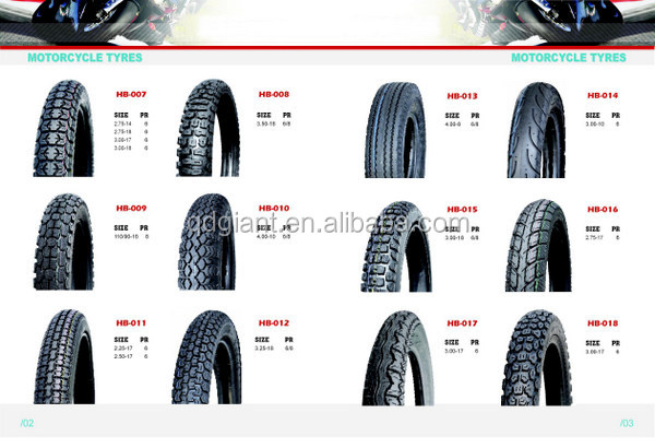 Front tyres motorcycle tubeless tire 90/90-10
