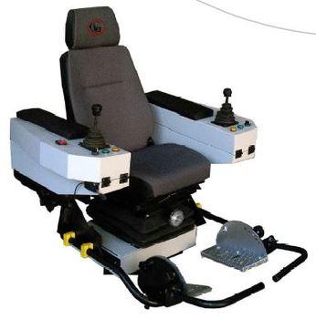 Operator Console Crane Control Unit Seat And Console
