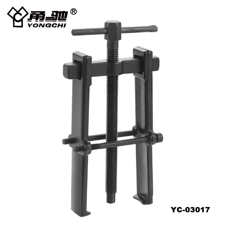 two legs small bearing puller sizes