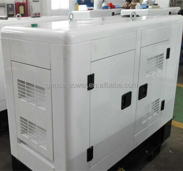 Best Price Silent 8kva Diesel Standby Generator With ATS