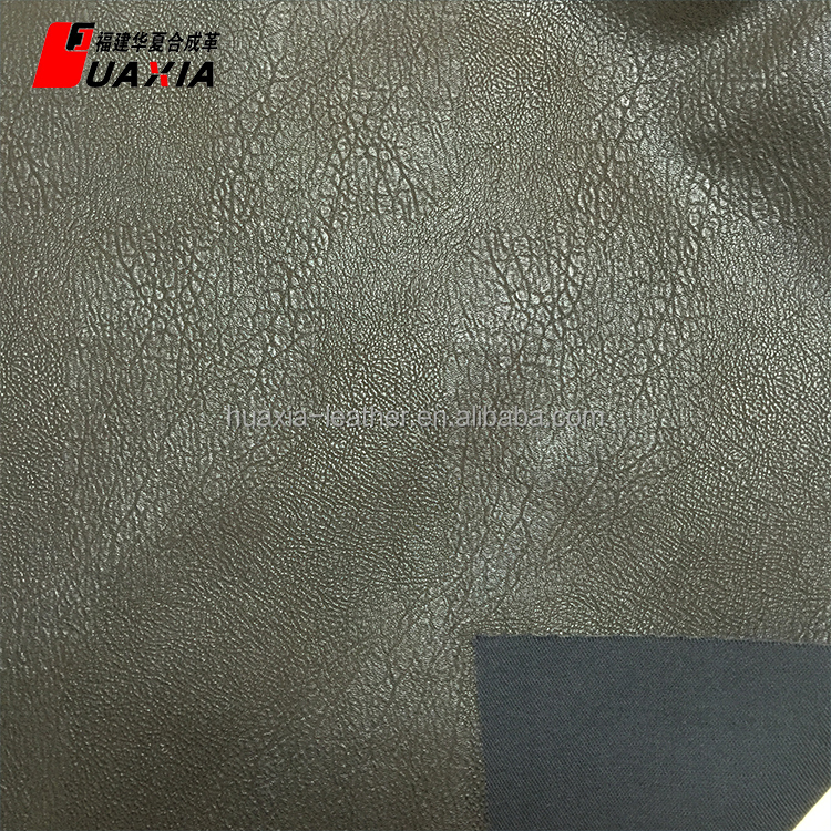 China factory high quality micro touch pu leather