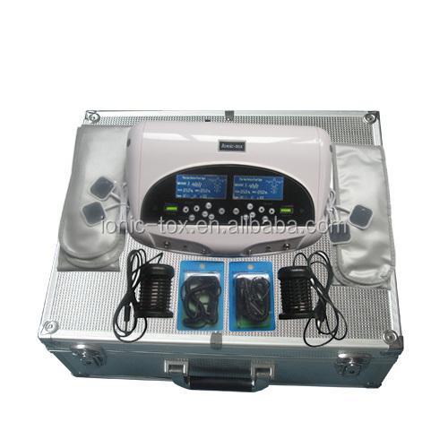 Ion Detox Spa Model Wth-205-b Footbath Aqua Cleanse Therapy