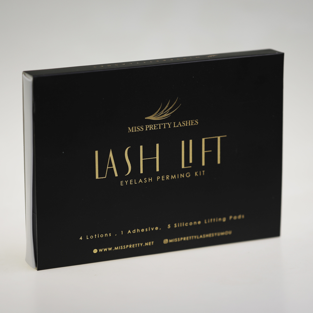 Eigen Private Label Lash Lift Volledige Bereik Tools Permanenten en Lijm