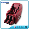 elegant red color best 3d zero gravity massage chair