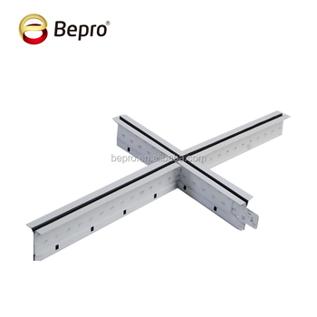 T Bar Suspended Ceiling Grid, T Grid System