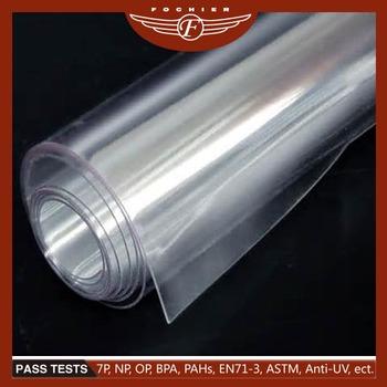 Thin Plastic Sheet Pvc Rigid Film Thick 0 5mm Pvc Sheets