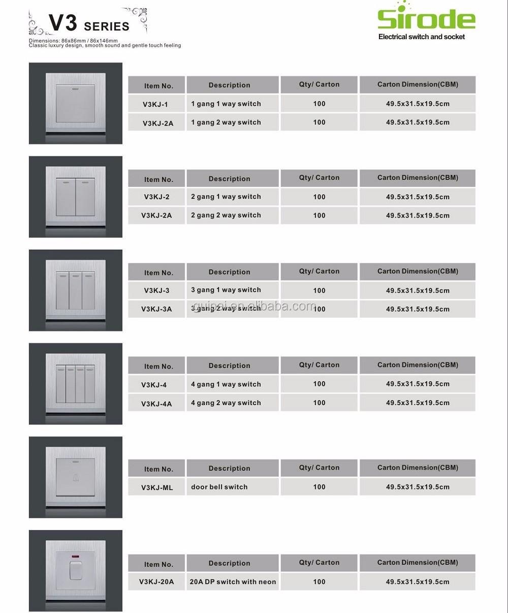 5 V 2a Usb Stopcontact Uk Stijl 250 13a 2 Manieren Met Schakelaar Way Switch Singapore India