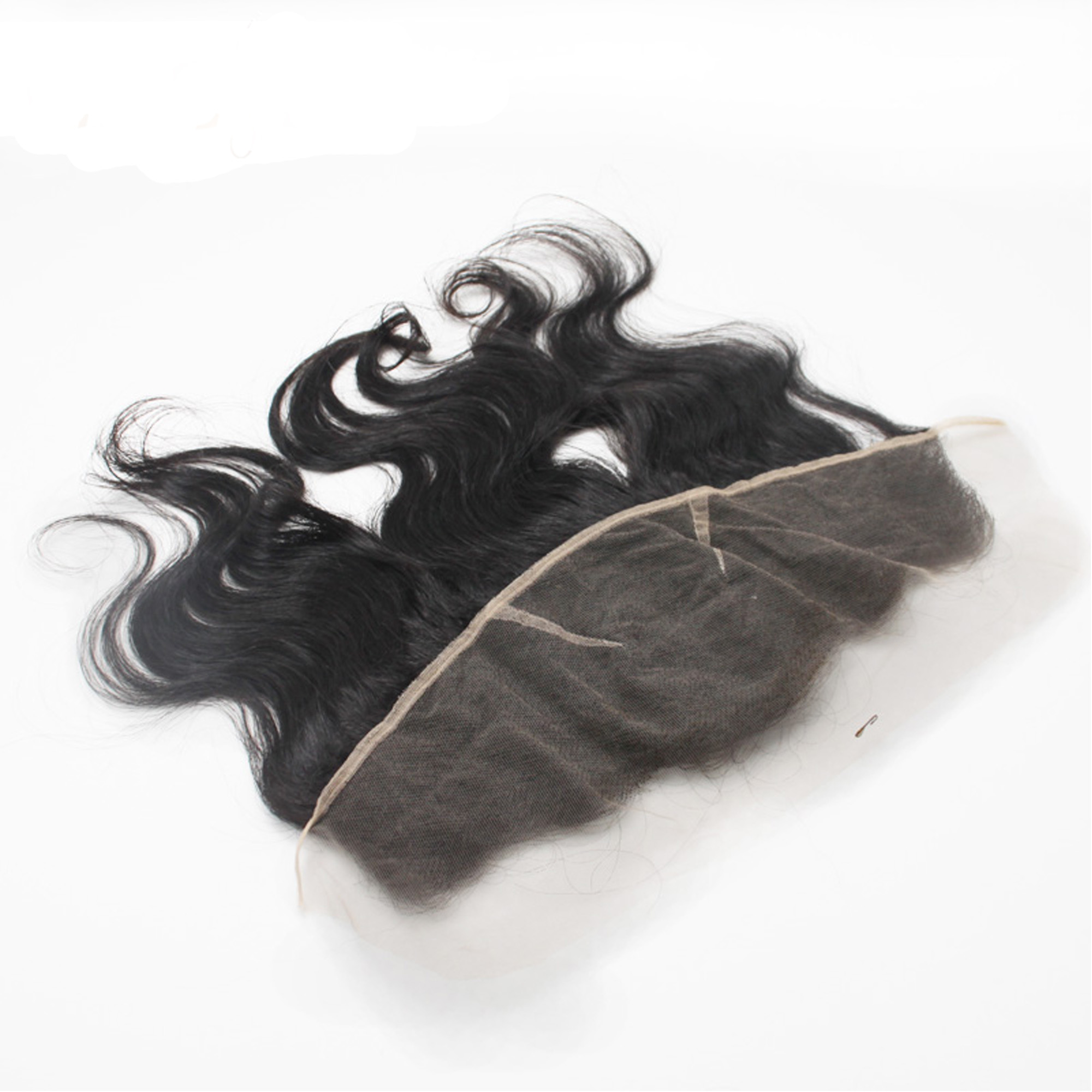 Cheap 13x4 super fine swiss lace indian remy hair lace frontal,invisible ear to ear 13x4  lace frontal