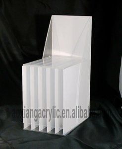 Manicure file display rack Nail file display rack acrylic display