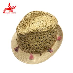 19690c240a6e0 Pom Pom Straw Hat Wholesale