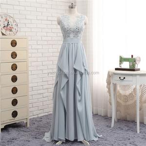 c1e9359ba0b China chiffon beaded lace wedding gown wholesale 🇨🇳 - Alibaba