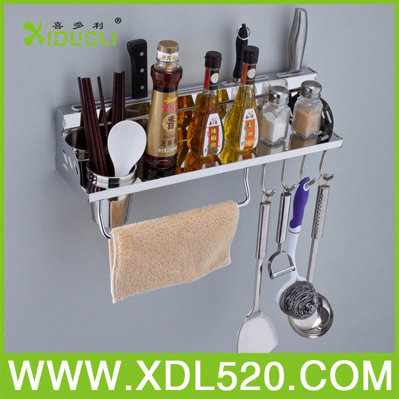 kitchen wire rack and cabinet basket/kitchen knife rack/stainless steel commercial kitchen shelf
