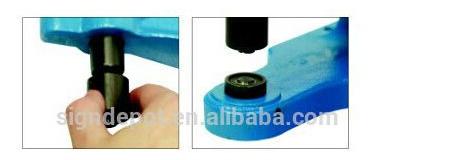 Hand Press Grommet Machine For Rivet Setter,Eyelet Setter - Buy Hand Press  Grommet Machine,Grommet Machine,Rivet Setter Eyelet Setter Product on