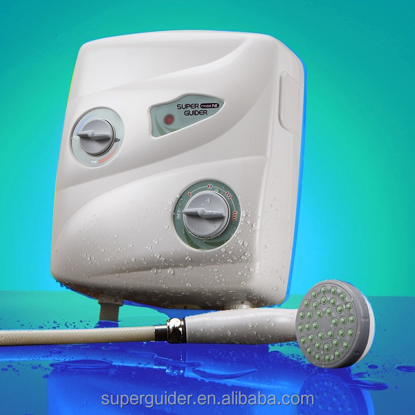 220V high efficiency shower bath electric water heater