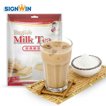 2018 Newest Convenience Original flavor Milk tea powder