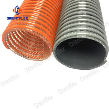 China best pvc suction hose pipe price manufacturer