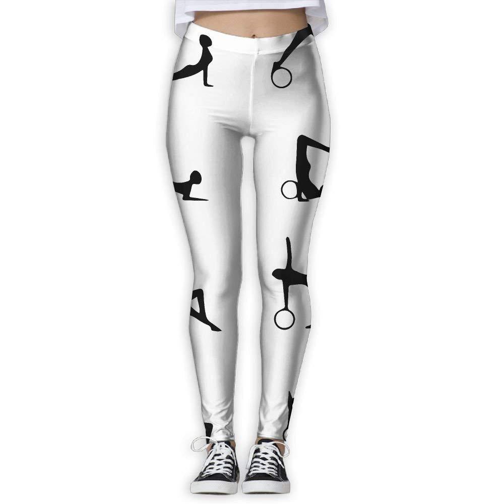 EWDVqqq Women Yoga Pant Yoga Wheel High Waist Fitness Workout Leggings Pants
