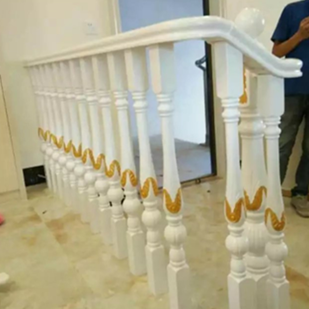 Wood Stair Baluster, Wood Stair Baluster Suppliers And Manufacturers At  Alibaba.com