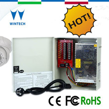 Wintech - 3A Power supply Centralized power support for AHD camera