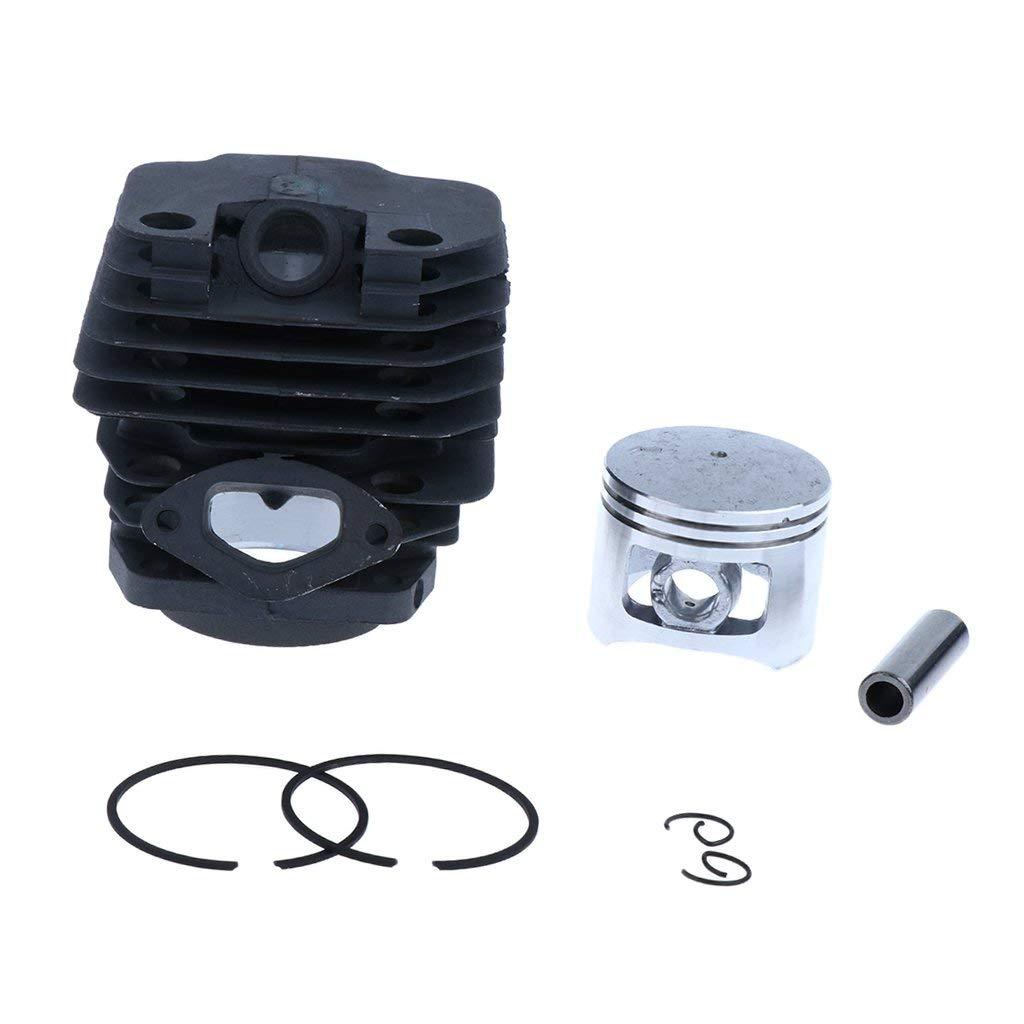 Savior 39mm Cylinder Piston Rebuild Kit Ring Circlip Pin Assembly ...