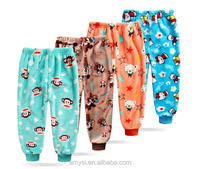 1.14 USD GK008 wholesale winter kids baby flannel pajamas