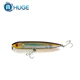 Wholesale Vibration Easy To Catch Floating Minnow Fishing Lure/Plastic Fishing Bait Tackle