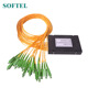 [Softel]1x4,1x8,1x16,1x32,1x64 Series Fiber Optic PLC Splitter