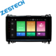 "9""1024X600 Android 8.0 Car Stereo Head Unit GPS auto Radio For Mercedes Benz B200 W169 A160 Viano Vito 3G WIFI Touch Screen"