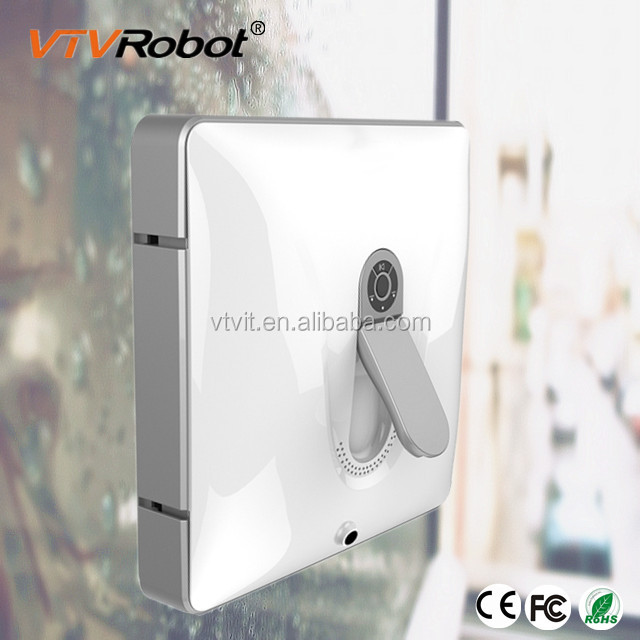 2018 new technology Intelligent window cleaner robot vacuum cleaner adsorption the glass and cleaning the window