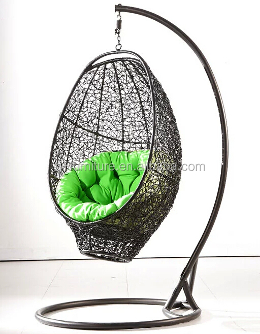 Hanging Wicker Egg Chair, Hanging Wicker Egg Chair Suppliers And  Manufacturers At Alibaba.com