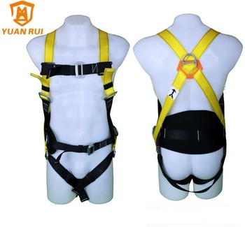 Safety Belt For Construction Safety Harness With 6 ...