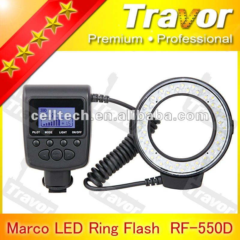 RF-550 Marco LED Ring Flash for Canon