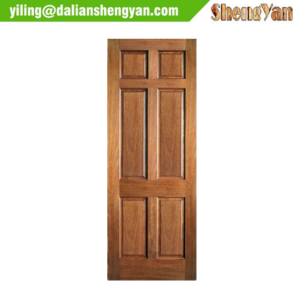 Great value simple modern painted best modern wood door for Simple wooden front door designs