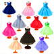 Hot Selling Colors Gown Tulle Flower Girl Dresses HPC-3082